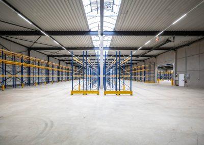 Logistikzentrum Oktober 5